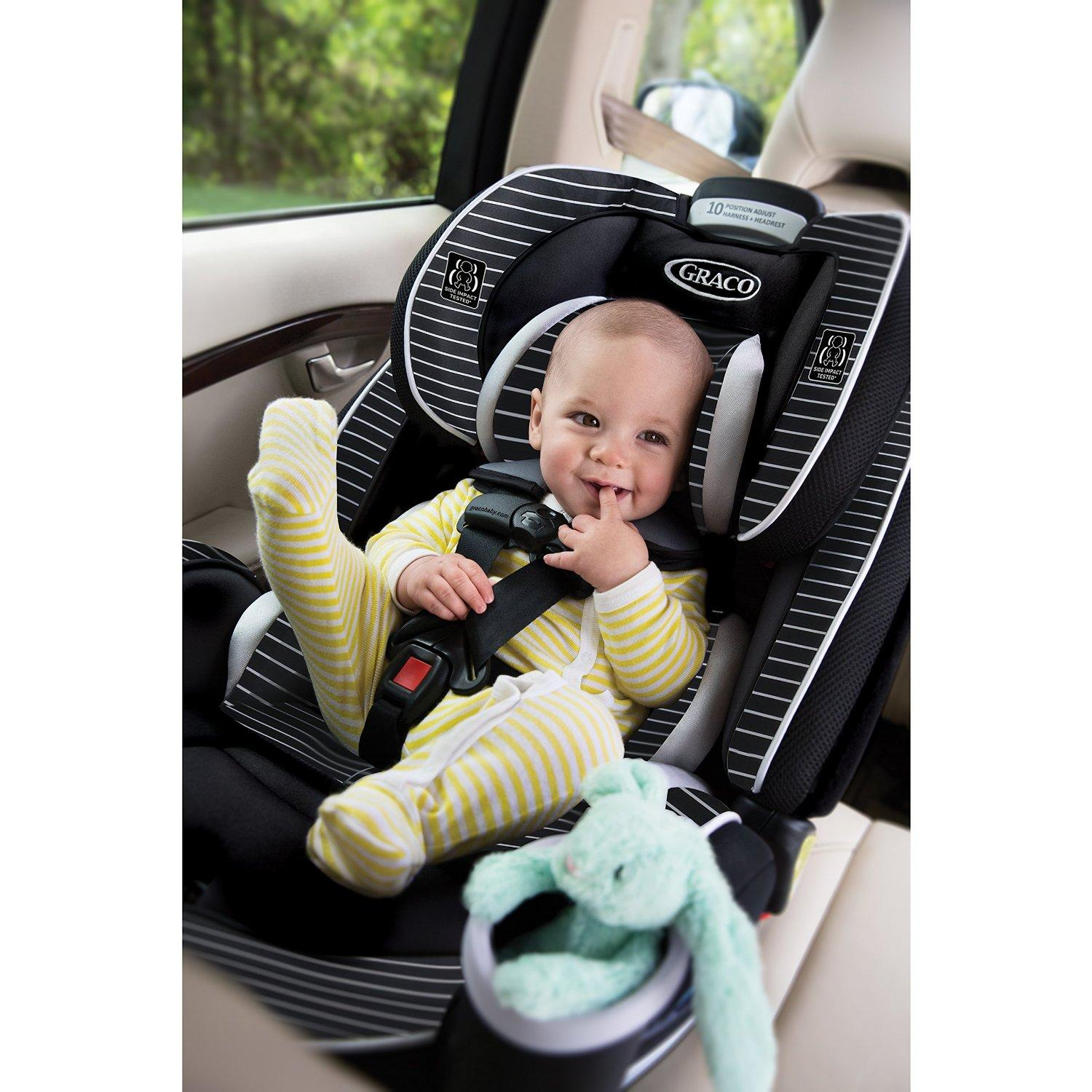 Lowest price! $229.88 Graco 4ever All-in-One Convertible Car Seat, Studio