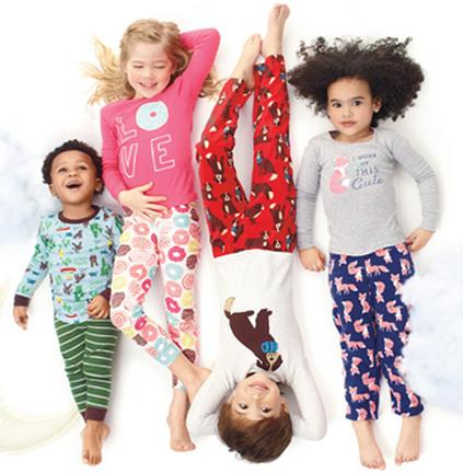 60% Off+Extra 15% Off+Free Shipping All Pajamas @ Carter's