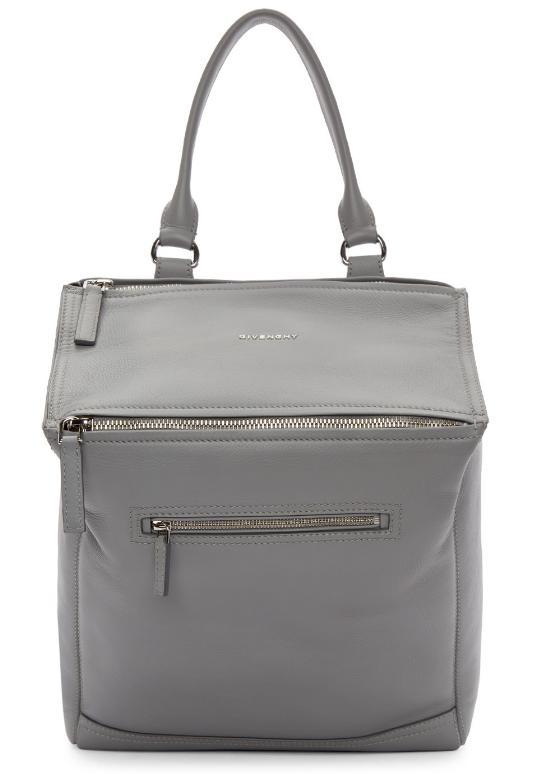 Givenchy Grey Pandora Backpack