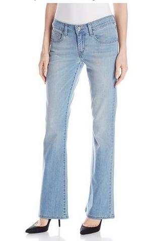 From $17.93 Levi's Junior's 518 Bootcut Jean