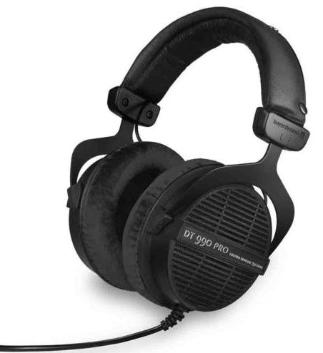 $139.99 Beyerdynamic DT990 PRO 250ohm Headphones