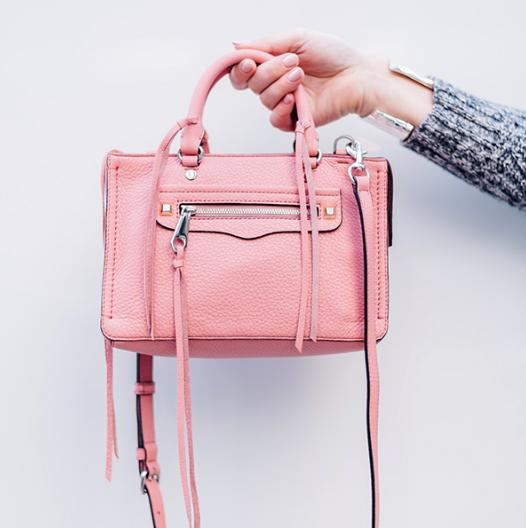 Up to 30% Off+$25 Off on Every $100 Rebecca Minkoff Handbags @ Bloomingdales