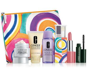 10% off  + Free 7 piece gift with Clinique Purchase @ Lord & Taylor
