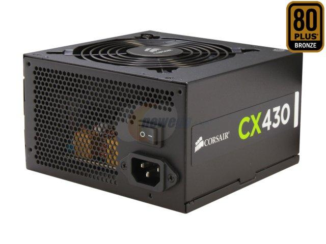 Lowest as $39.99 Corsair Power Supply Unit for sale