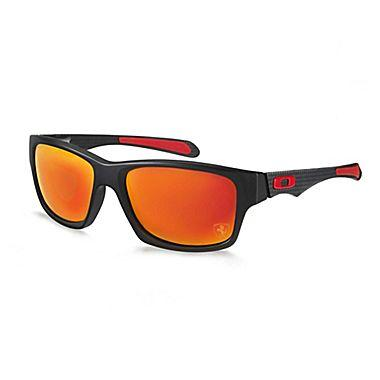 Oakley Jupiter Scuderia Ferrari Polarized Sunglasses