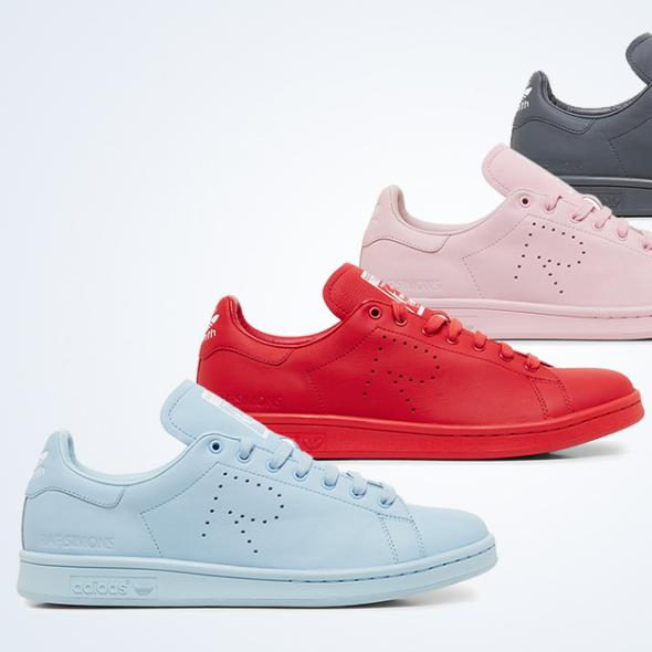 Up to 47% Off adidas x Raf Simons Shoes Sale @ Barneys Warehouse