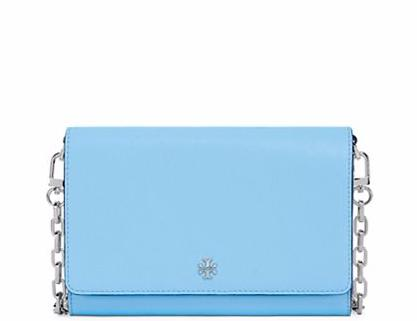 ROBINSON CHAIN WALLET @ Tory Burch