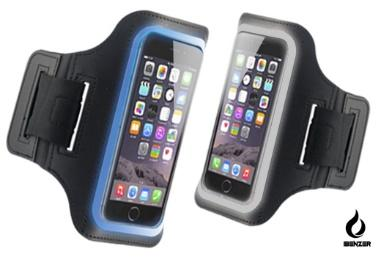 $3.29 iBenzer Premium Water Resistant Exercise Armband with Key & ID Card Holder