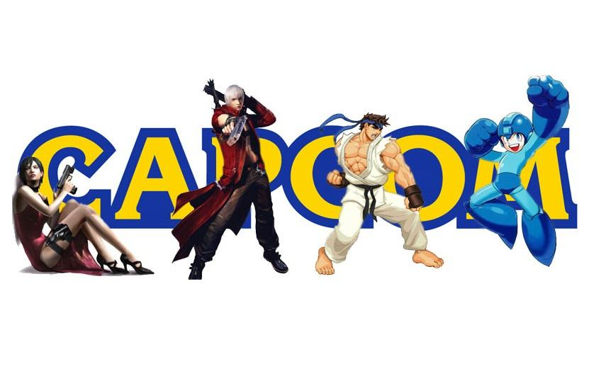 As low as $1.99 Capcom Game Sale