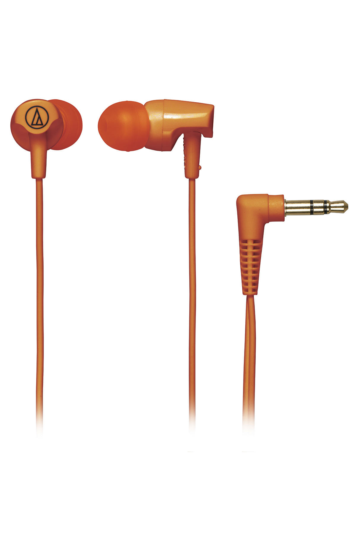 Audio Technica SonicFuel In-Ear Headphones (Orange)