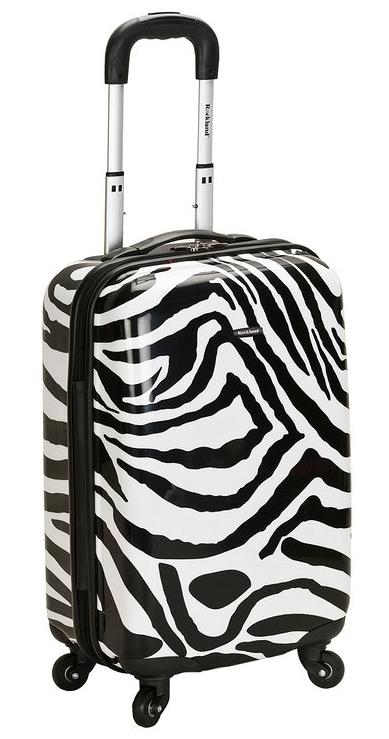 $46.74 Rockland Luggage 20 Inch Carry On Skin