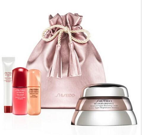 10% Off Shiseido Gift Sets @ Lord & Taylor