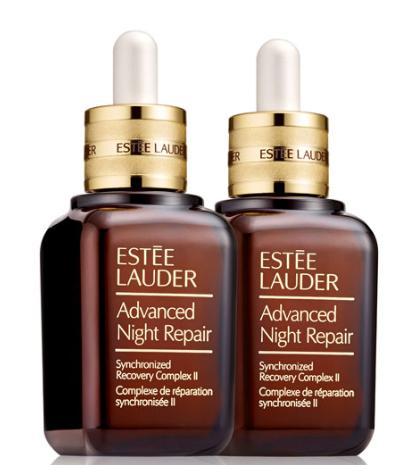 $155 Estee Lauder Limited Edition Advanced Night Repair Synchronized Recovery Complex II Duo, 2 x 1.7 oz. ($184 Value) @ Neiman Marcus