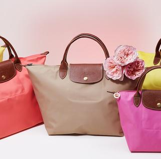 Up to 25% Off + From $32.4 Longchamp Handbags On Sale @ Gilt