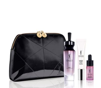 $205 Yves Saint Laurent Beaute Forever Youth Liberator Turn Back Time Set @ Neiman Marcus