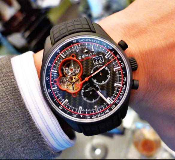 $4995 Zenith Men's El Primero Chronomaster Bullitt Watch (Dealmoon Exclusive)