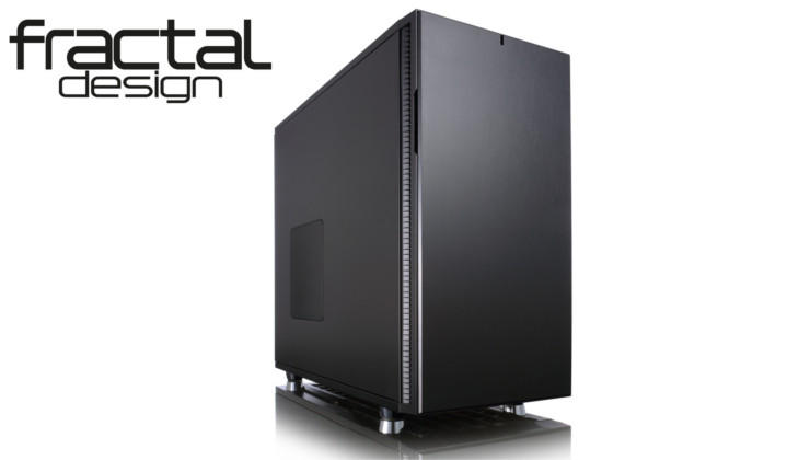 Fractal Design Define R5 Black Computer Case