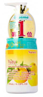 $17.8 Nursery W Cleansing Gel Yuzu 180ml