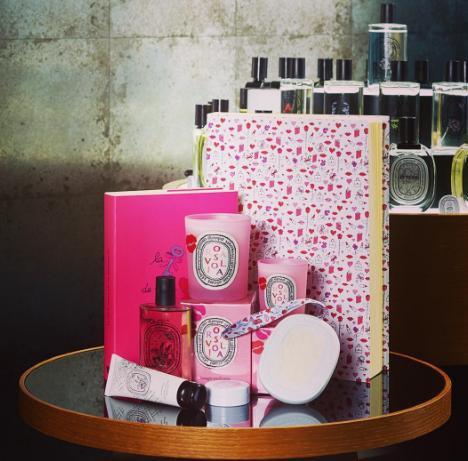 Free 17 Pc. Gift with any $175 Diptyque Purchase @ Neiman Marcus