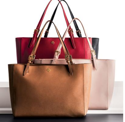$50 Off $200 Tory Burch Saffiano Tote bags @ Neiman Marcus