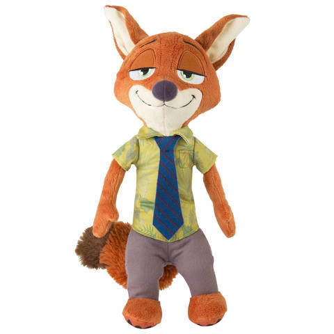 Zootopia Talking Plush