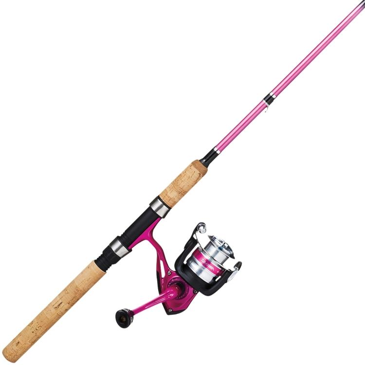 2 for $30 Daiwa Samurai X Spinning Fishing Rod & Reel Combos
