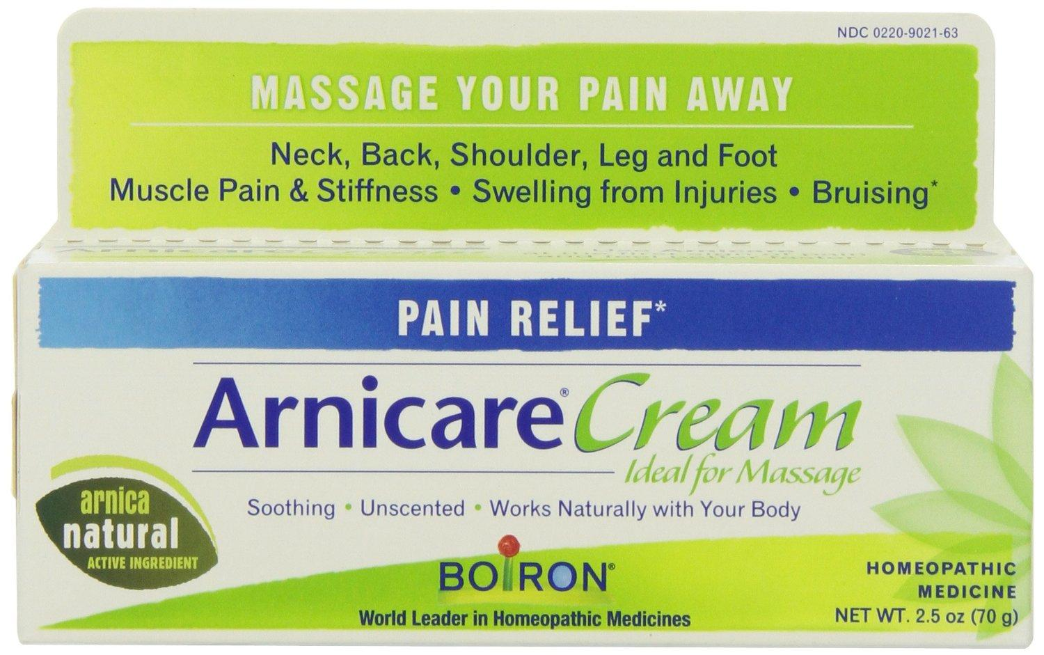 Arnicare Cream, 2.5 Ounce, Prime members only