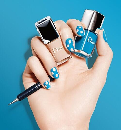 DIOR Dior Vernis Polka Dots Colour and Dots Manicure Kit- Summer 2016 Limited Edition @ Lord & Taylor