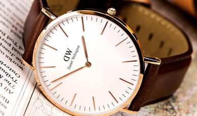 As low as $59.99 Daniel Wellington Watch Sales Event