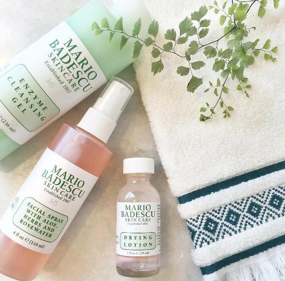 Receive 4-pc Free Gifts with your $50 Mario Badescu purchase @ Nordstrom