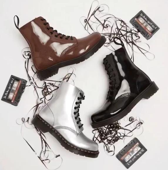 Up to 60% Off + Extra 10% Off Dr. Martens Womens' Boots @ 6PM.com