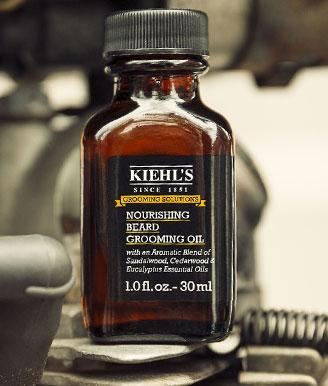 15% Off Men Collection @ Kiehl's