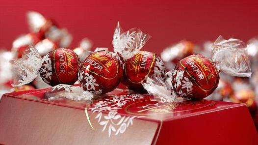 Extra 50% OffSitewide @ Lindt