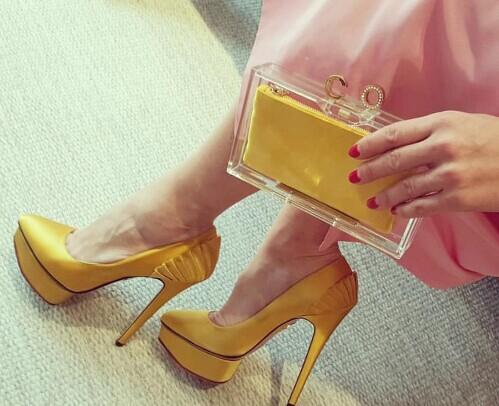 Up to 70% Off Charlotte Olympia Shoes and Handbags @ Saks Off 5th