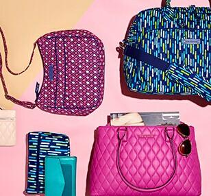 Up to 49% Off Vera Bradley Handbags @ Hautelook