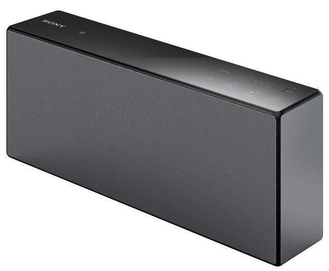 Sony Portable Wi-Fi and Bluetooth Speaker