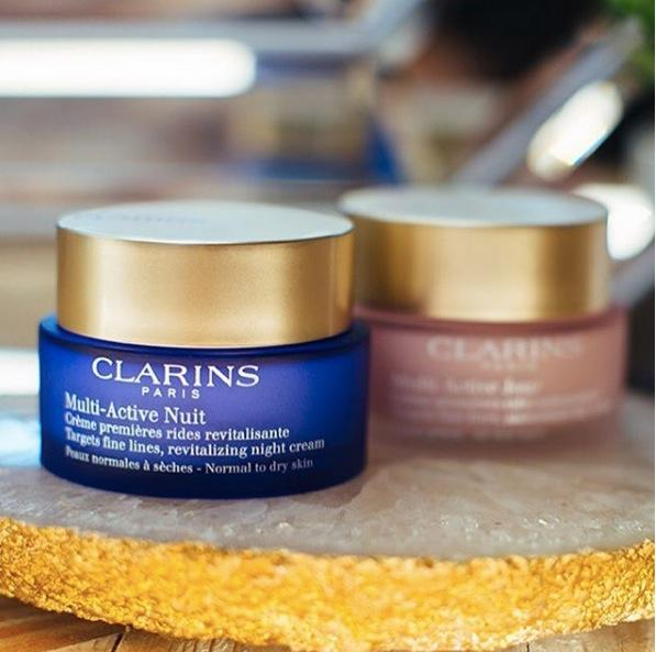 Free 2-piece Makeup Gift of Your Choice with Any Purchase @ Clarins
