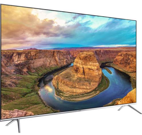 Samsung UN60KS8000 60-Inch 4K Ultra HD Smart LED HDTV