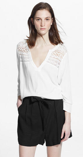 Up to 65% Off Select Shirts and Trousers @ Mango Outlet