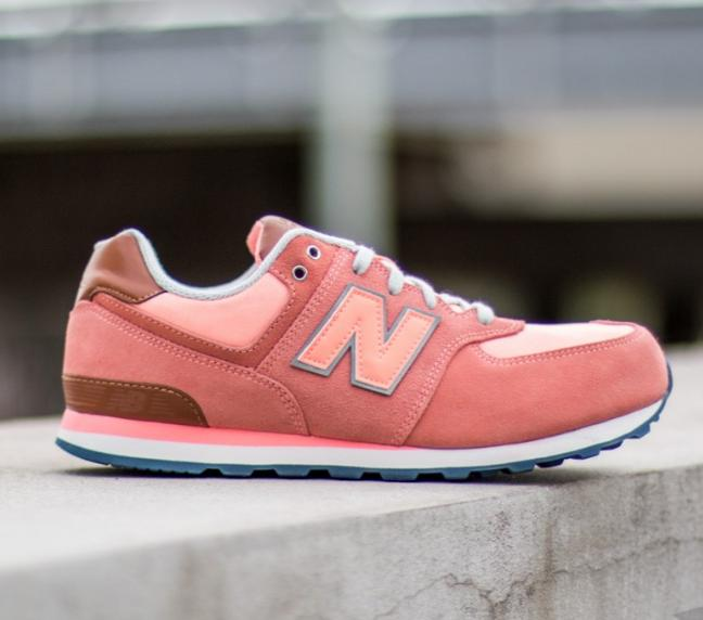 New Balance Kids KL574 (Big Kid)
