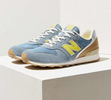 New Balance Women's 696 Lakeview Casual Sneakers @ macys.com