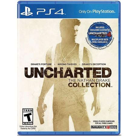 $19.99 Uncharted: The Nathan Drake Collection (PlayStation 4)