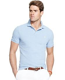 Up to 50% Off + Extra 30% Off Polo Ralph Lauren Polo Shirts @ macys.com