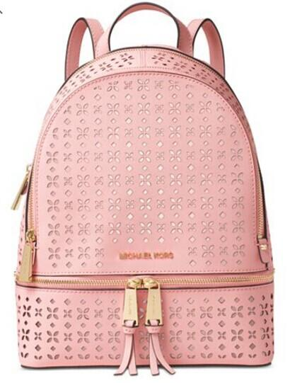 MICHAEL Michael Kors Rhea Zip Medium Backpack @ macys.com