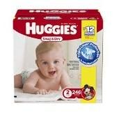50% Off Huggies Snug and dry Diapers (Size 1 & 2) @ Amazon