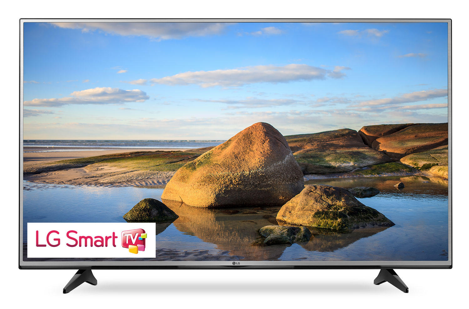 $999.99+$300GC LG 65 Inch 4K Ultra HD Smart TV