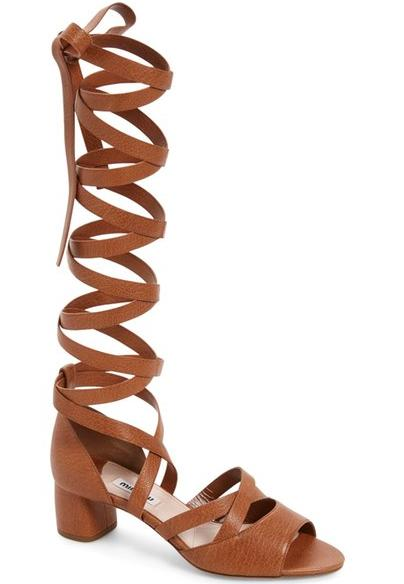 Miu Miu Sandal (Women) On Sale @ Nordstrom