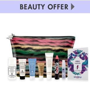 Free 21 Deluxe Gift with Sisley-Paris Orders over $350 @ Bergdorf Goodman