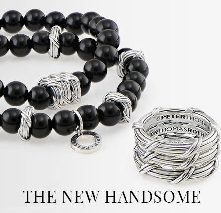 Dealmoon Father's Day Exclusive! $25 OFF Men's Collection @ PeterThomasRoth Fine Jewelry