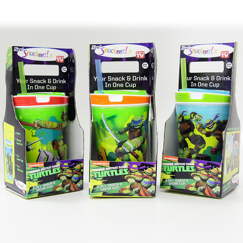 Teenage Mutant Ninja Turtles Snackeez